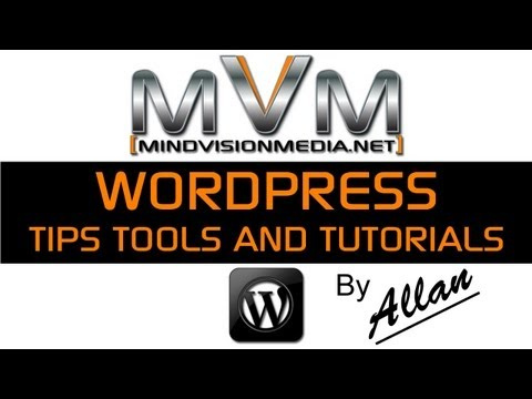 Responsive Animated Wordpress Header in Photoshop