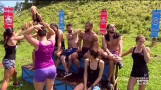 survivor 2015 1 bölüm ödül oyunu