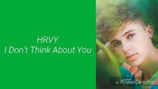 HRVY - I Don