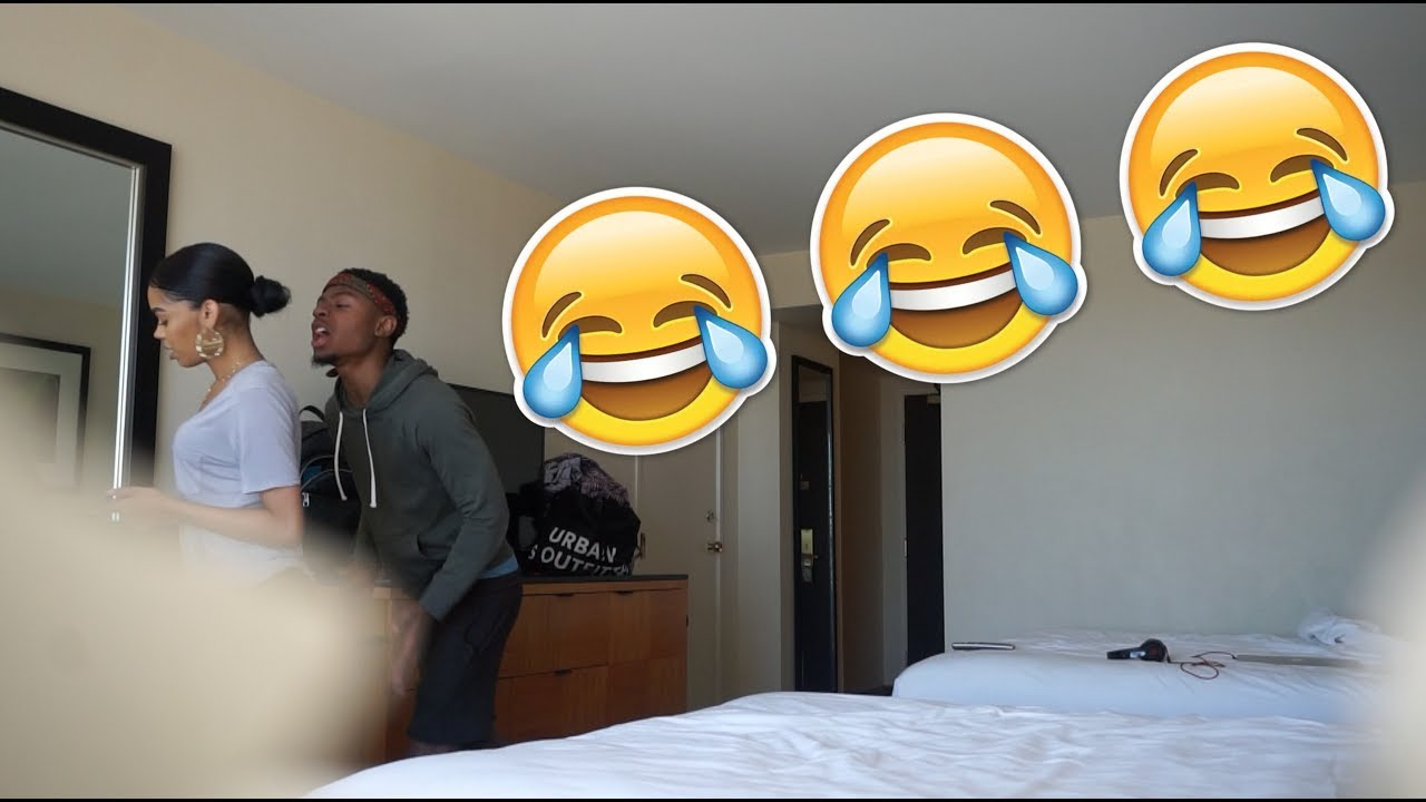 I *TRIED* LEAVING HIM😭 (BREAK UP PRANK ON BOYFRIEND)