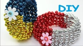 DIY Crafts Bracelets out of Plastic Bottles and Necklace Recycled Bottles Crafts