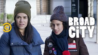 Behind Broad City - Witches