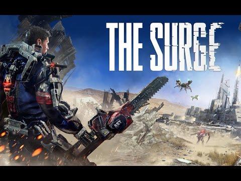 The Surge -Theme 01 preorder ps4 Theme