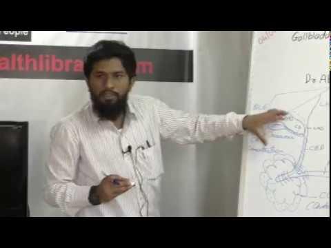 Gallbladder and Extrahepatic Biliary System By Dr. Abdul Moiz Shaikh on  Health HELP Talks