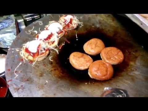 Veg aloo tikki burger recipe in Hindi in India