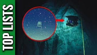 What Is Hidden At The Bottom Of The Mariana Trench?