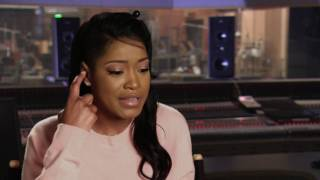 Ice Age Collision Course Keke Palmer Peaches Behind The Scenes Movie