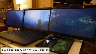 Razer Project Valerie Hands-on