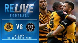 Absa Premiership   Kaizer Chiefs v Orlando Pirates   Highlights
