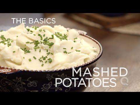 Mashed Potatoes - The Basics