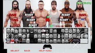 WWE 2K19 PSP V4 Patch HD for Gamernafz 1 77 Download