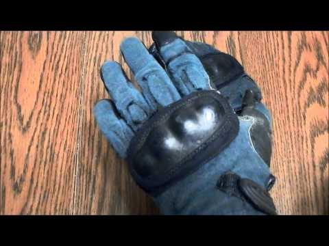 Hatch SOG Gloves: Hard Knuckles For Hard Jobs