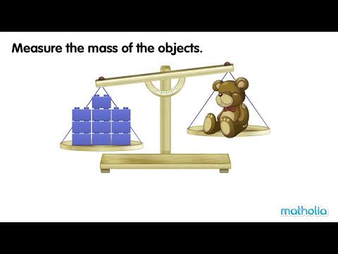 Measuring Mass (Non-standard Units)