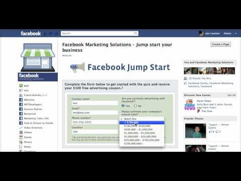 Facebook Jump Start: How to Get Free $100 Facebook Ad Coupon Code