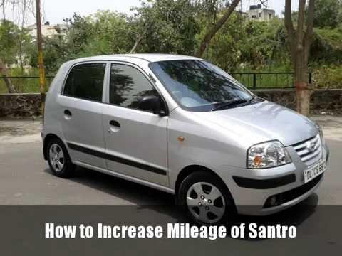 100% Working Trick  to Increase Mileage of Hyundai Santro Xing