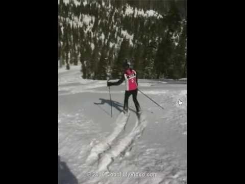 Ski tips: Ski with your friends, CMV coaches work on your video lesson while you enjoy après-ski