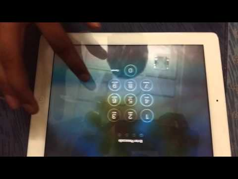 How to unlock any apple device without password.100% working