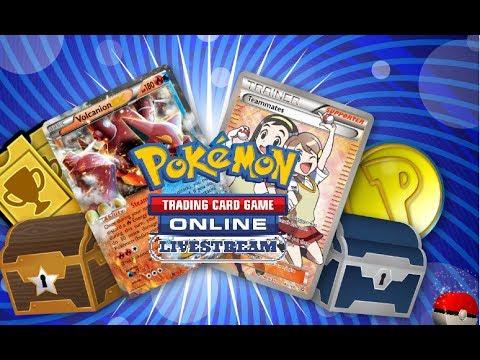 Let's Earn Some Tokens (Pokémon TCG Online)