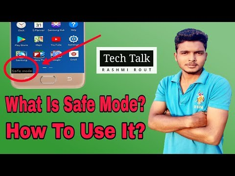 What Is Safe Mode? How To Turn On / Off Safe Mode? And How To Use In Any Android Phone !!
