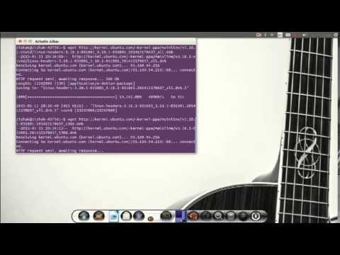 Tutorial Compile Kernel Linux 3.18