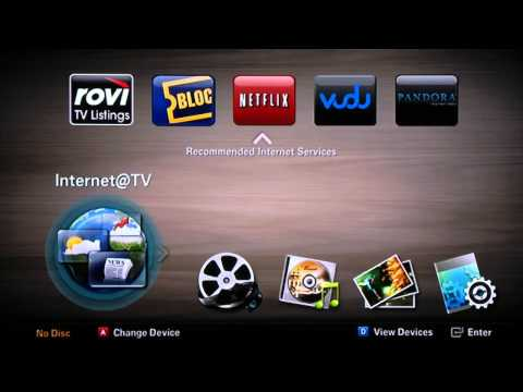 How to Check 3D Blu-ray Player Firmware Version