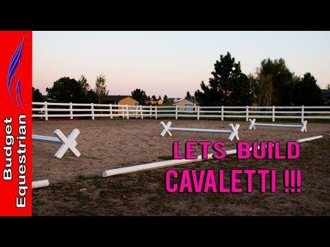 How To Make Cavaletti So Easy!