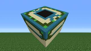 Minecraft Tutorial How To Make An Ender Portal Frame