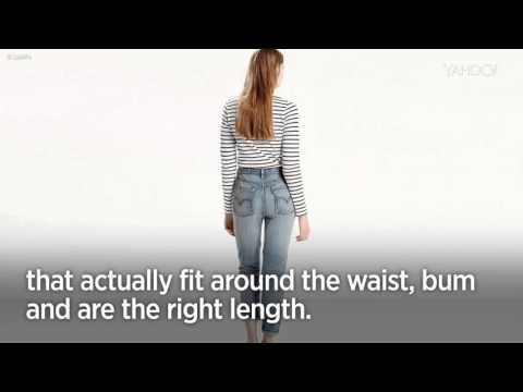 These Wedgie Jeans Promise To Make Your Butt Look Phenomenal