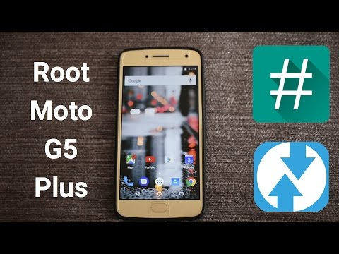 How To Root Moto G5 Plus and Install TWRP and SuperSu