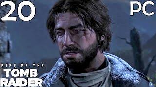 Rise Of The Tomb Raider Walkthrough Part 20 - Lara