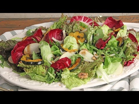 Thanksgiving Apple and Fennel Salad   Episode 1209