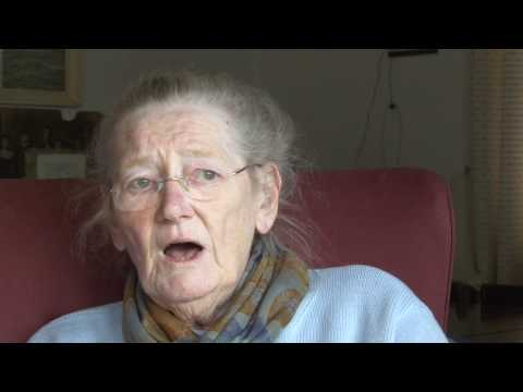 Mary Cronk MBE discusses her training as a midwife