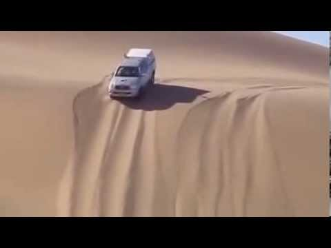 Extreme 4x4 Dune Driving in Namibia