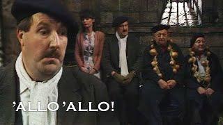 René Is Captured! | Allo' Allo'! | BBC Comedy Greats
