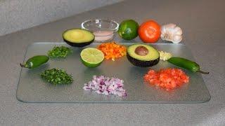 Masterpiece Guacamole Recipe Homemade Fresh