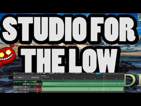 STUDIO FOR THE LOW EPISODE 2 RECORD YOUR OWN SONGS AND VOICE OVERS ANYWHERE AND EVERYWHERE
