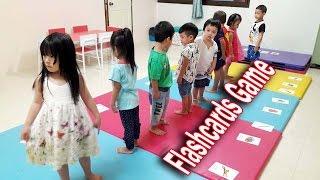 Pre K Flashcards Game / Preschool Kids