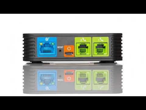 Product Reviews .... Vonage HT802-CVR Service Plus Cordless Phone System