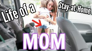 Young Mom Day In The Life!