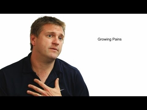 Growing Pains - Osgood Schlatters and Sever's Disease