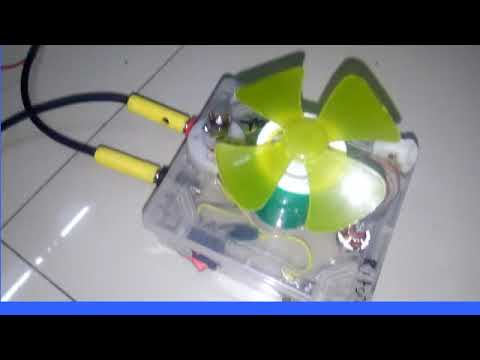 DC Motor Speed Control theory with Demo