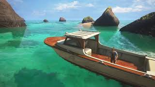 Uncharted™ 4: A Thief's End story chapter 12(at sea)