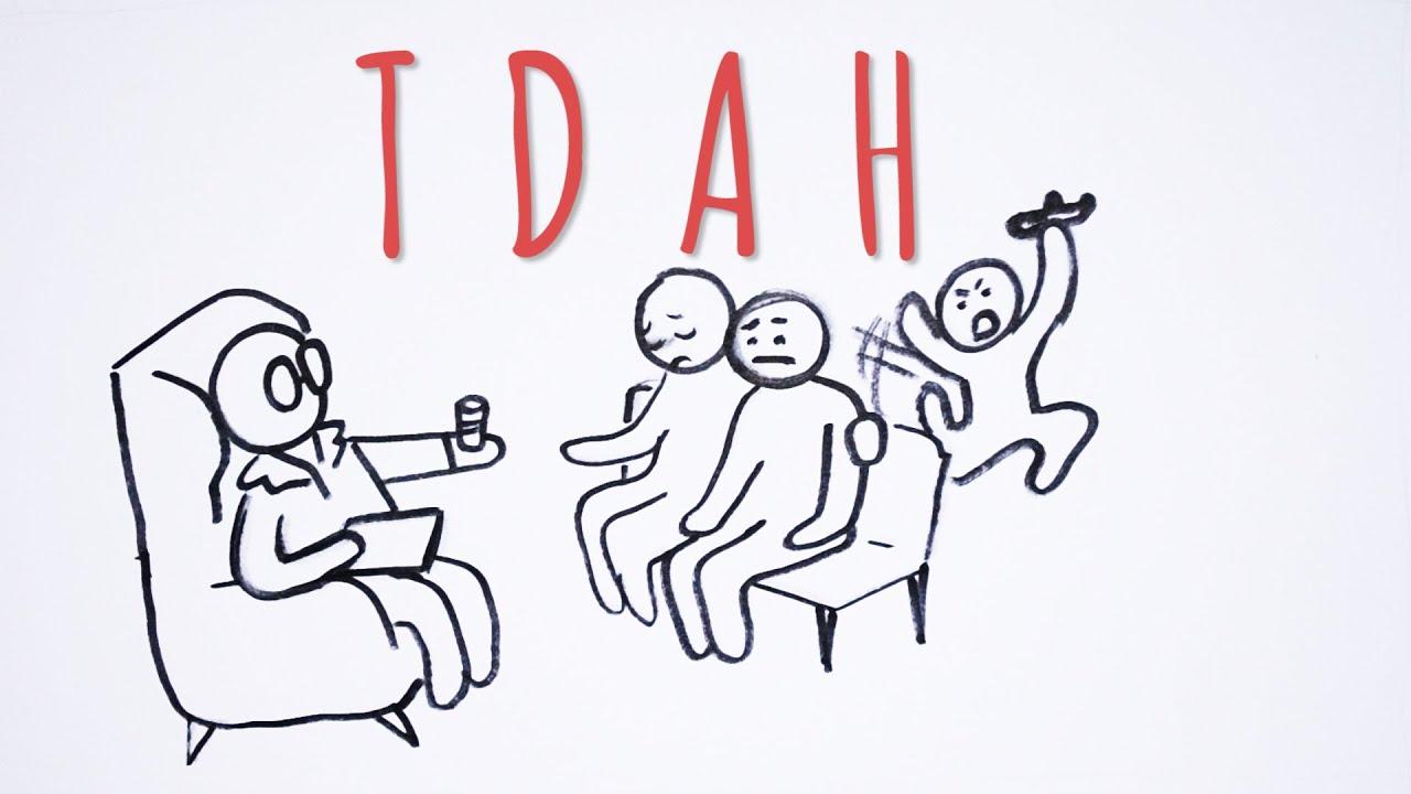 TRANSTORNO DO DÉFICIT DE ATENÇÃO E HIPERATIVIDADE (TDAH) E RITALINA