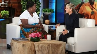 Ellen Meets the School Bus Driver Who Saved 20 Kids
