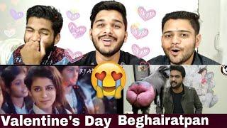 M Bros Reaction On Valentine
