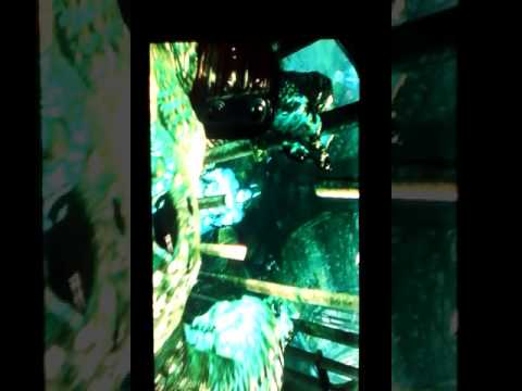 Batman Discovers Killer Crocs Layer In Arkham City!!!
