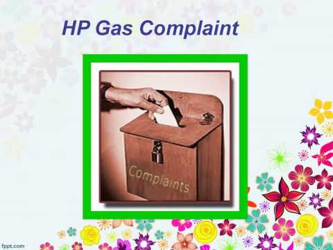 Procedure of HP Gas Refill Booking