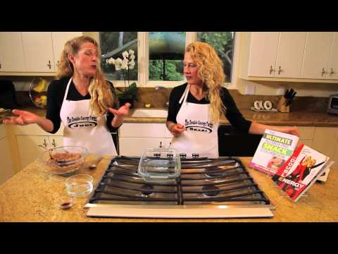 Gluten & Sugar-Free Fudge & Candy Recipes : Double Energy!