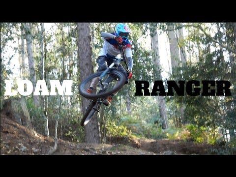 The Loam Ranger | Solo Session On The MTB | Adam Robinson