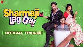 Poster & Trailer Launch of hindi film Sharmaji Ki Lag Gai  | Bollywood News